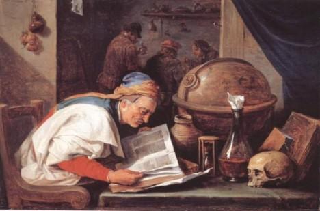 Vynalezení elixíru mládí bylo po staletí cílem mnoha alchymistů.