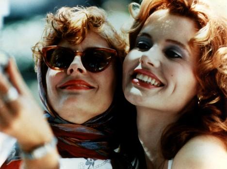 Film - Geena Davis & Susan Sarandon 1991