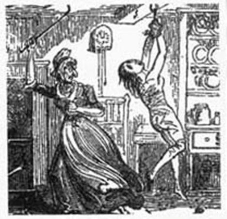trestání služek