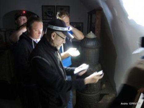 vyšetřování na Svojanově