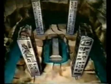 zaplavená hrobka
