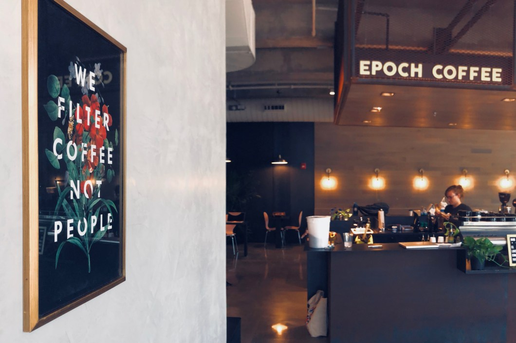 Epoch Coffee Shops