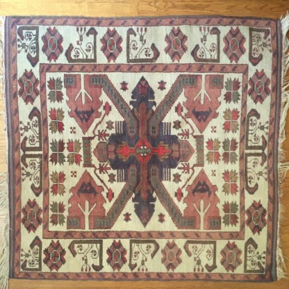 turkish tribal rug yagcibedir