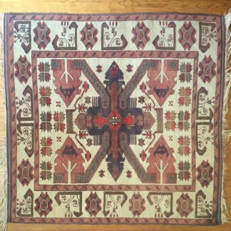 turkish tribal rug yagcibedir