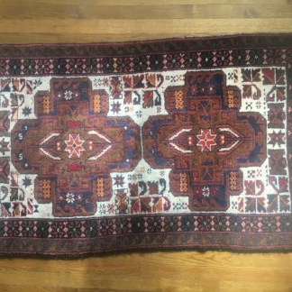 hand knotted turkish rug 58 33