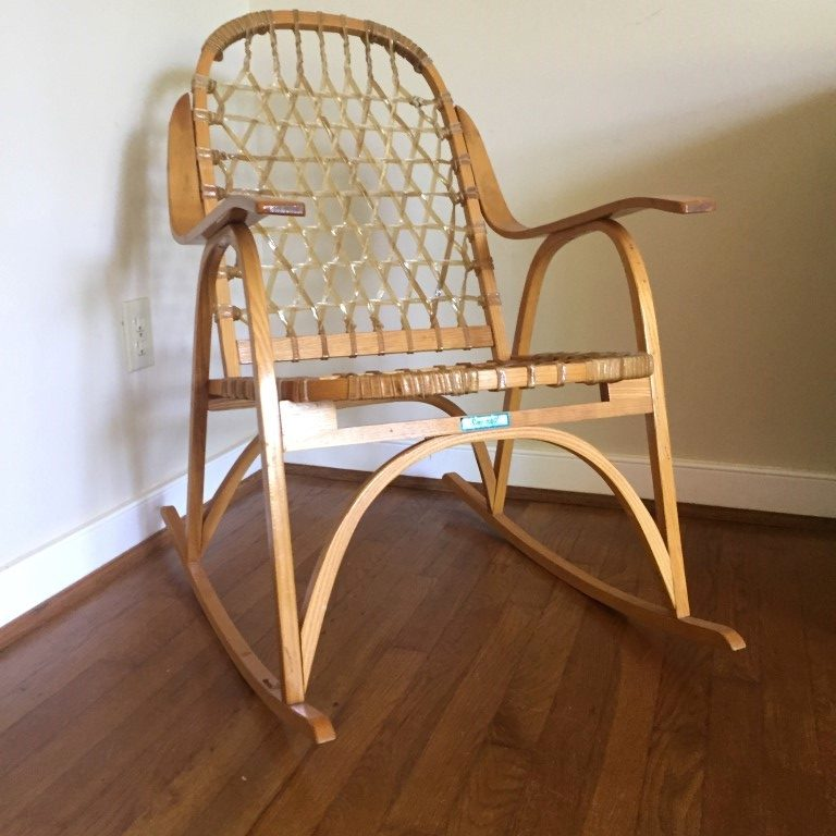 bentwood rocker snocraft
