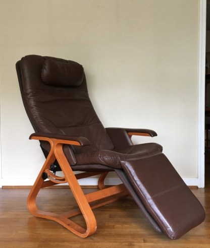 vintage zero gravity lounge chair