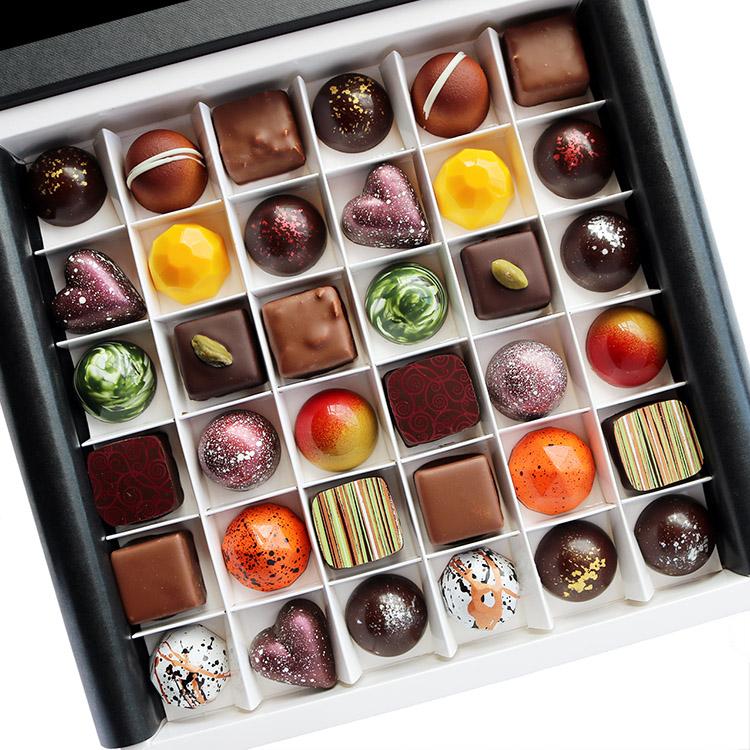 Chocolate Selection Eponine Fine Chocolate Amp Patisserie