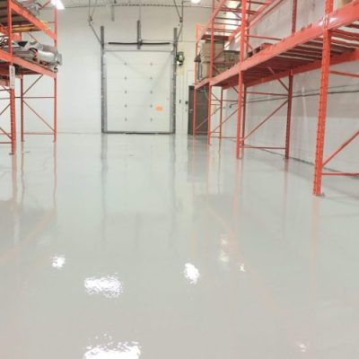 Epoxy Floor painting concrete coating