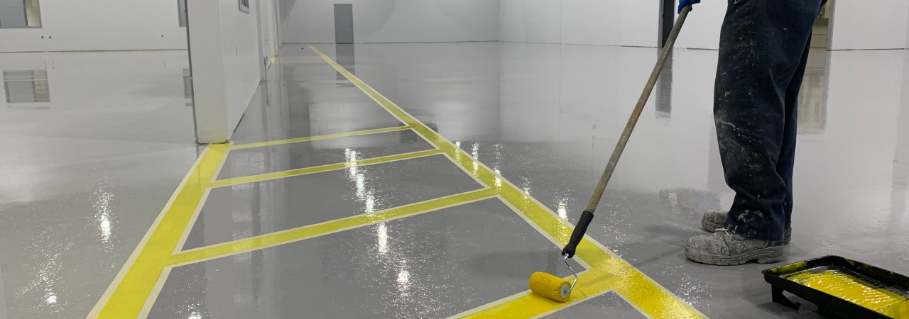 safety line marking