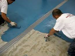 polyurethane flooring