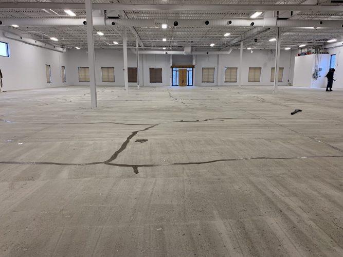 epoxy flooring Toronto