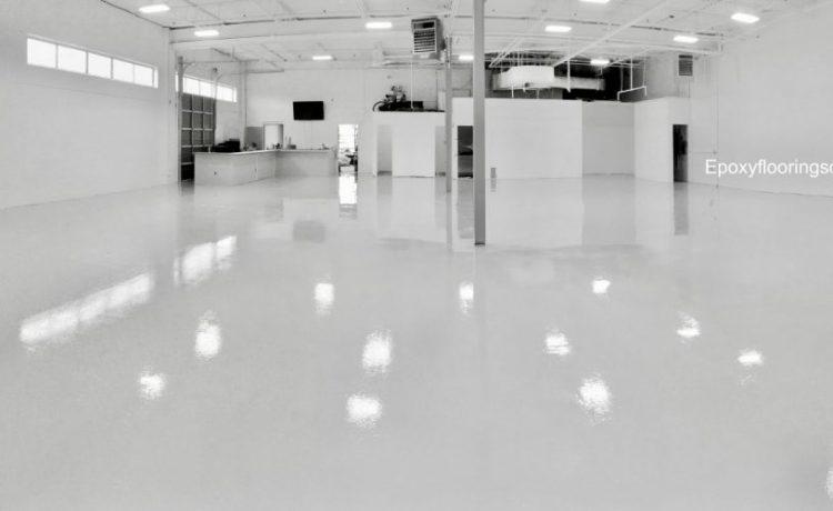 polyaspartic flooring