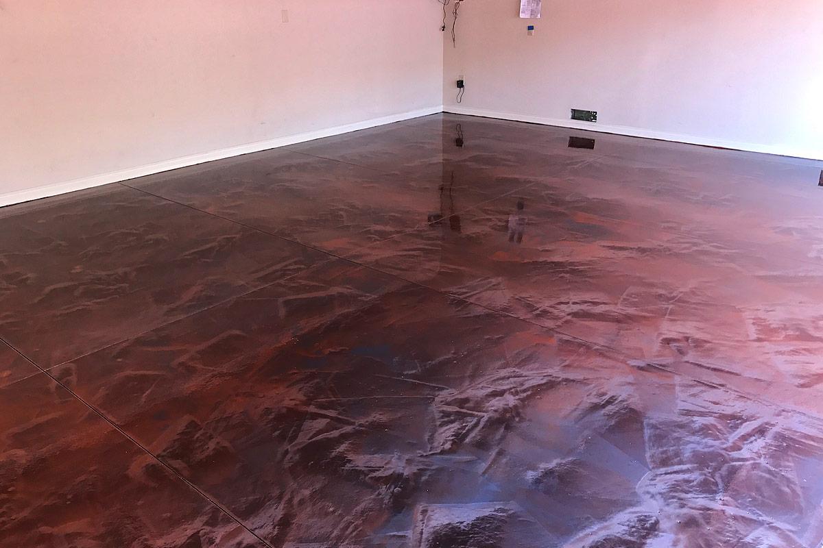Metallic Garage Floor Coatings Epoxy It Socal
