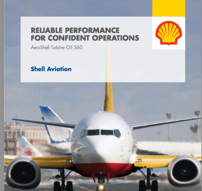 Aeroshell Turbine Oil Brochure
