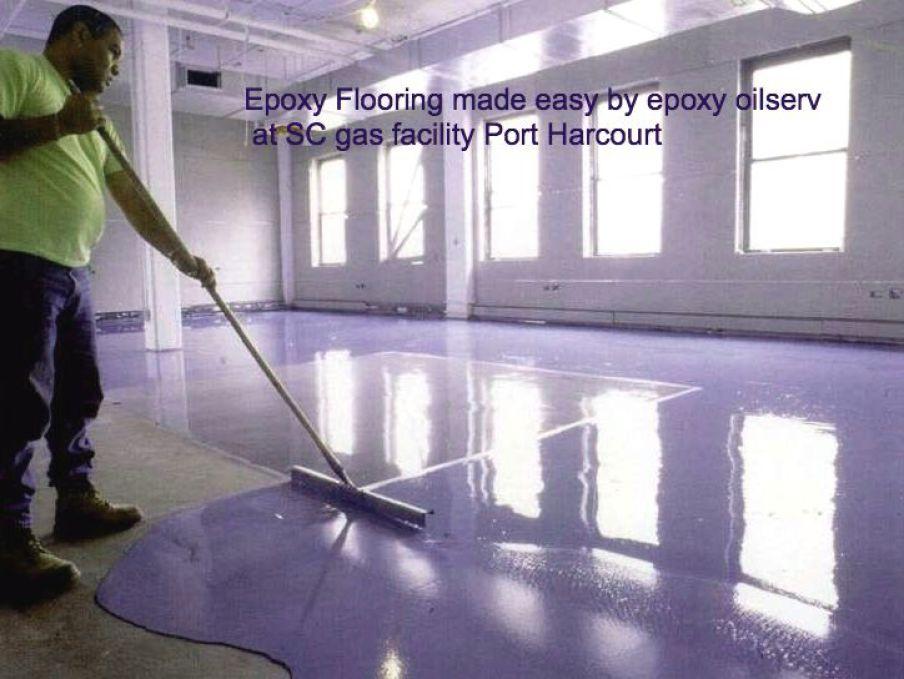 Epoxy Flooring Epoxy Oliserv Ltd