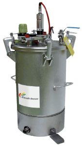 Pressure Pot Stainless Steel - 15 and 30 liters
