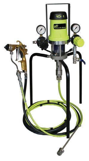 XCite Gun + 10C18 pump