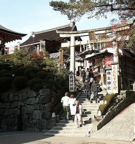 Kiyomizu Temple: Jishu-Jinja Shrine