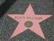 Robin Williams Walk of Fame