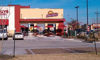 Del Taco in Denton, TX