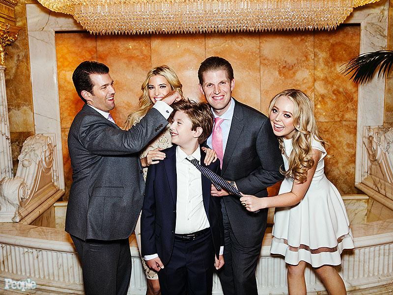 Donald Trump's kids