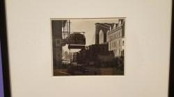 """""""Brooklyn Bridge,"""" Edward Weston"""