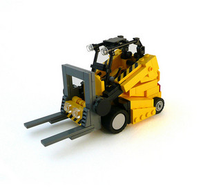 Halo Reach, Forklift.