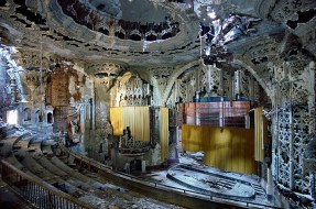 United Artists Theater in Detroit