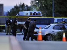 Irvine police investigate the case