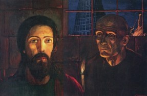 Jesus and the Grand Inquisitor