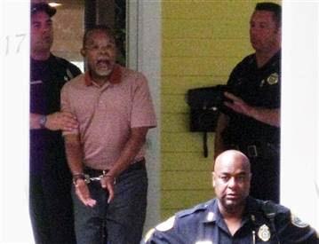 Henry Louis Gates arrested