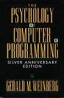 The Psychology of Computer Programming