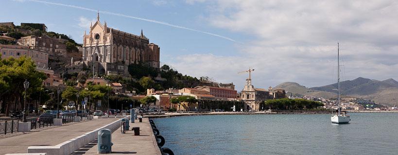Il mare del Lazio: tra spiagge e borghi del litorale pontino
