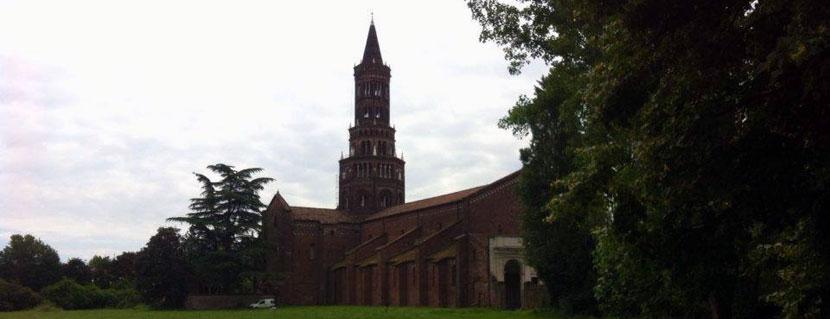 Gita fuori porta da Milano: l'Abbazia di Chiaravalle