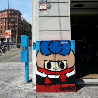 Energy Box a Milano: Tomiko in Corso Buenos Aires