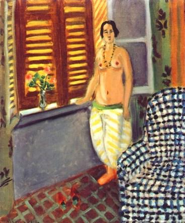 Odalisca (1925) - Henri Matisse