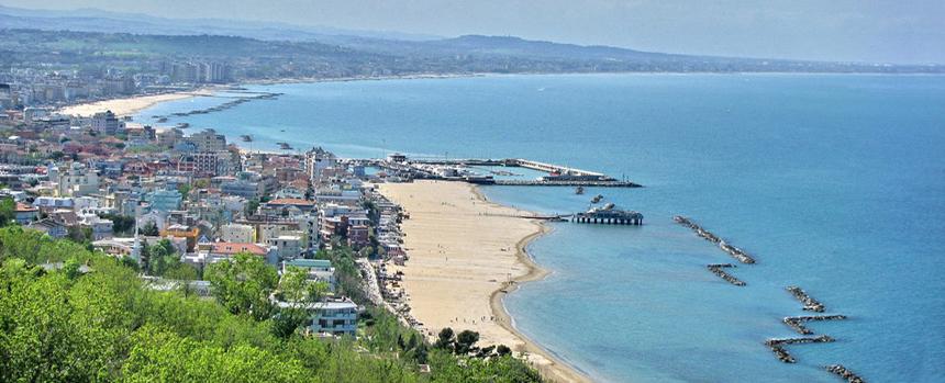 A Gabbice, la vacanza indimenticabile fra mare e monti