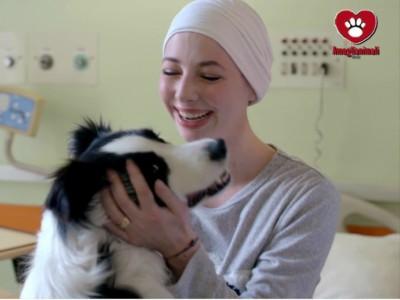 In Lombardia gli animali possono far visita ai propri cari in ospedale
