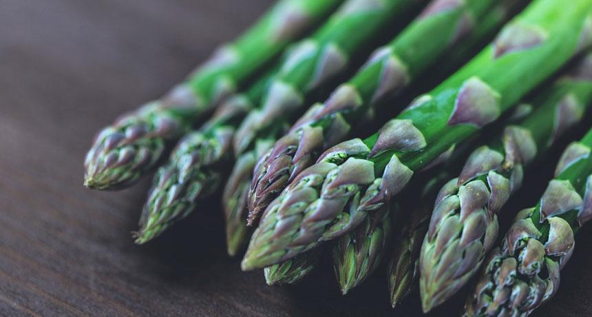 Risotto agli asparagi con Monsieur Cuisine Plus