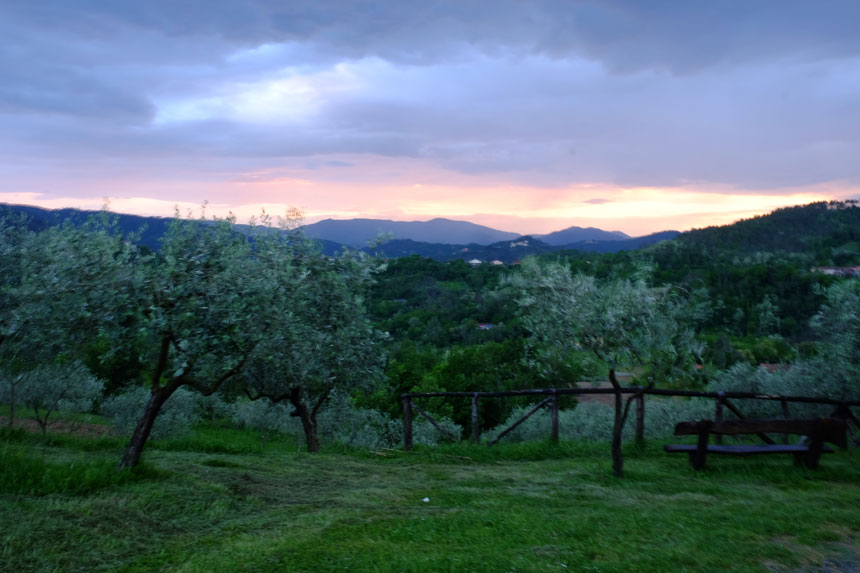 i-due-ghiri-tramonto
