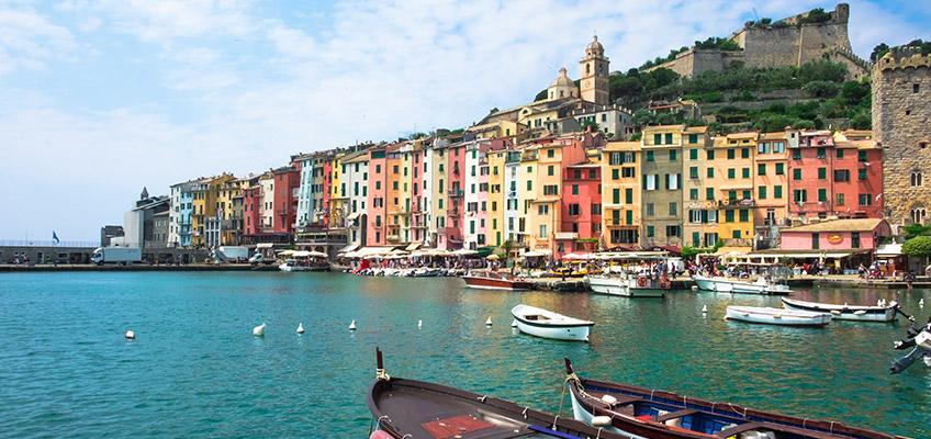 Golfo dei Poeti: da Portovenere a Lerici, passando per La Spezia e Tellaro