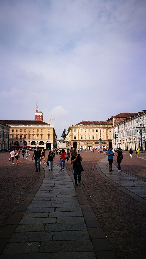 Torino, piazze
