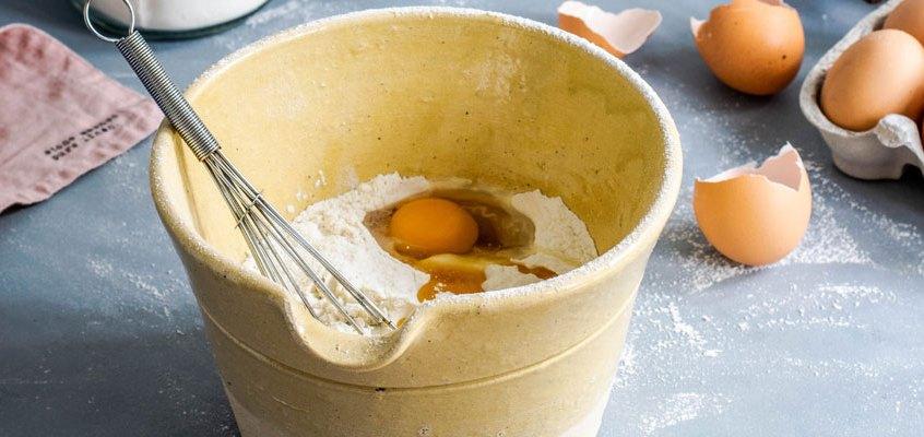 Crema pasticcera con Monsieur Cuisine Plus