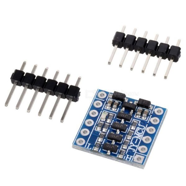JY-MCU-5V-3V-Level-Converter-4-channel-Module-Adapter
