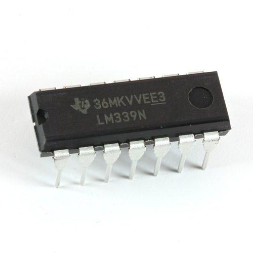 LM339-Quad-Comparator