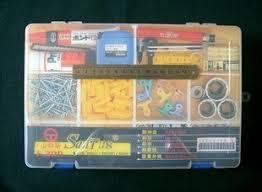 Rc-model-santus-f-300-component-box-sundries-box-parts-box-storage-box