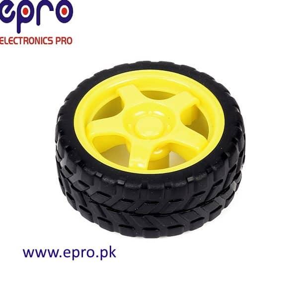 Robot Smart Car Wheel Tyre