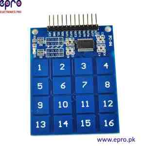 TTP229 16 Keys Capacitive Touch Keypad Module