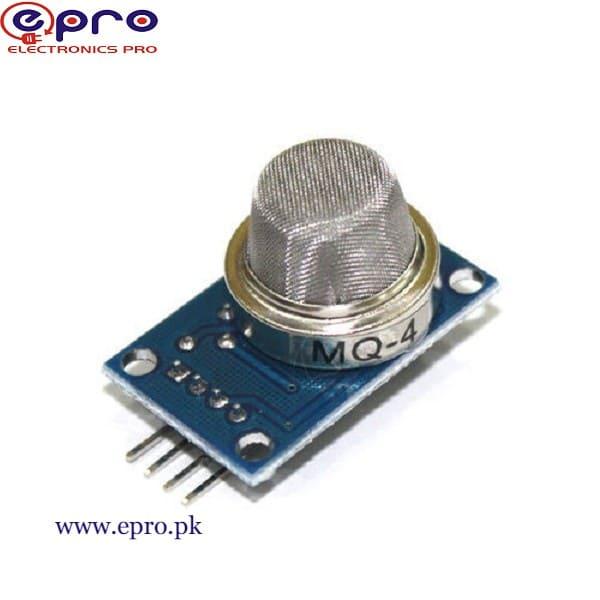 MQ4 Methane Gas Sensor Module in Pakistan